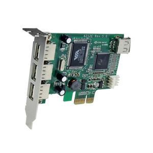 STARTECH.COM 4 Port USB 2.0 PCI Express Low Profile