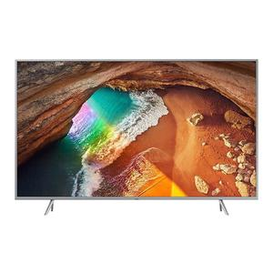 "SAMSUNG QE55Q64R 55"" 4K QLED TV, HDR10+ Silber"