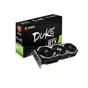 GeForce RTX 2080 Duke 8G OC, 8GB GDDR6