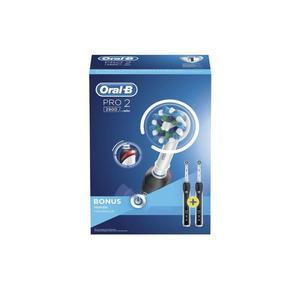 BRAUN Oral-B Pro 2 2900+2 Handstück schwarz