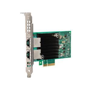 INTEL X550-T2, 2x 10GBase-T, PCIe 3.0 x4, low profile,