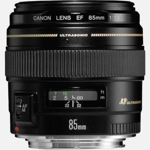 CANON PHOTO DIGITAL EF 85mm 1.8 USM