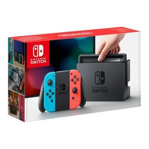 NINTENDO Switch Konsole 32 GB neon-rot/blau