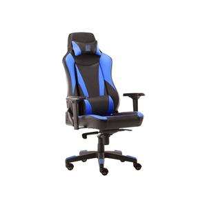 LC-POWER Gaming Stuhl LC-GC-701BBL schwarz/blau