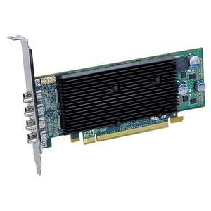 MATROX M9148 LP, 1024MB DDR2, 4x mini DisplayPort, low profi
