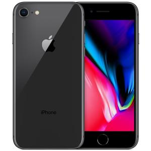APPLE iPhone 8 64GB grau