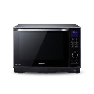 PANASONIC NN-DS596M Mikrowelle mit Grill/Dampfgarer