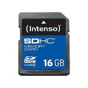 INTENSO SD-Card 16GB SDHC