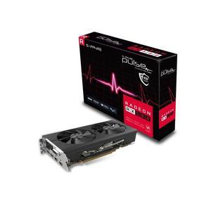 SAPPHIRE Pulse Radeon RX 580 8GD5, 8GB GDDR5, DVI, 2x HDMI,