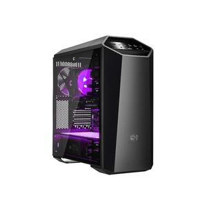 MasterCase MC500M, Glasfenster, schallgedämmt