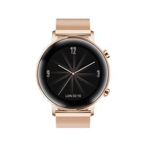 HUAWEI Watch GT 2 Elegant 42mm mit Sportarmband, rose gold