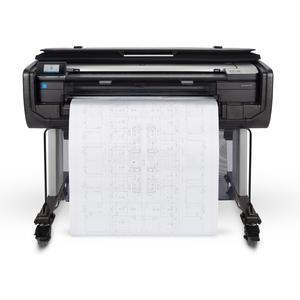 DesignJet T830 MFP, Tinte