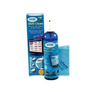 DUO-Clean 250ml Display Reiniger und Vileda