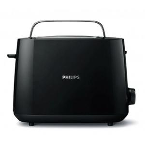 PHILIPS HD2581/90 Toaster, 2-Schlitz, 830W