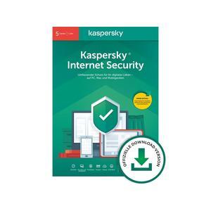 KASPERSKY Internet Security 5 Geräte (Vollversion/Update)