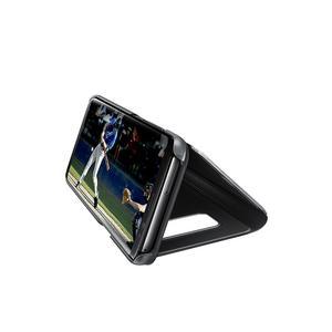 SAMSUNG Clear View Standing Cover für Galaxy S8 schwarz