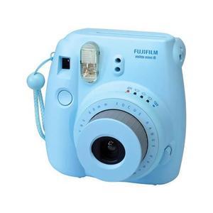 FUJIFILM Instax Mini 8 Blau Sofortbildkamera