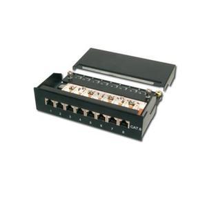 DIGITUS DN-91608SD Desktop Patchpanel, 8-Port