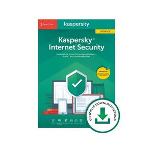 KASPERSKY Internet Security 2020, 3 Geräte Upgrade