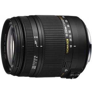 SIGMA 18-250/3,5-6,3 DC MACRO OS HSM CANON-AF