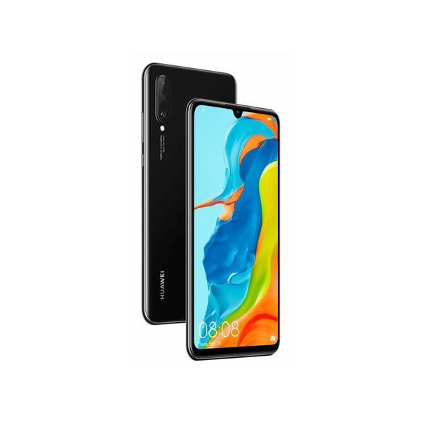HUAWEI P30 Lite New Edition, 6+256GB Dual-SIM midnight black