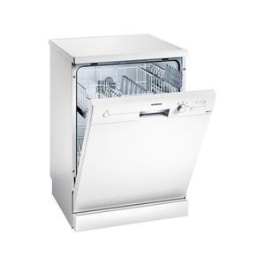 SIEMENS SN214W00AE Standspüler 60 cm weiß