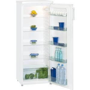 EXQUISIT KS 325-4.2 A++ Vollraum Kühlschrank, weiß