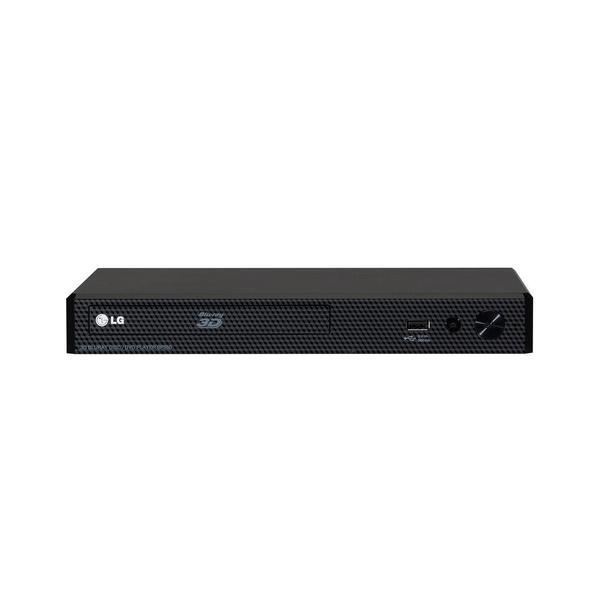 LG ELECTRONICS BP450 Blu-ray Player, 3D fähig, schwarz