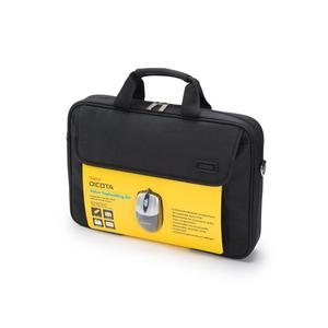 """DICOTA Value Toploading Kit 14-15.6"""" schwarz"""