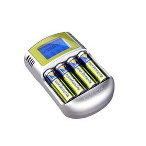 VARTA Power Play LCD-Charger (4x Mignon)