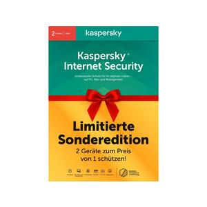 KASPERSKY Internet Security 2020, 2 Geräte, Limited Edition