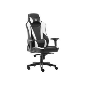 LC-POWER Gaming Stuhl LC-GC-701BW schwarz/weiß