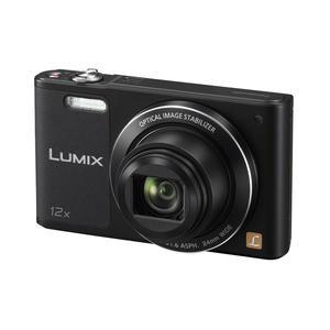 PANASONIC Digitalkamera DMC-SZ10 EG-K schwarz