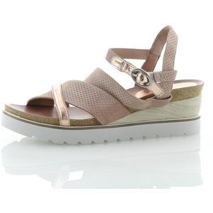 Sandalen und Sandaletten Rosa und Pink