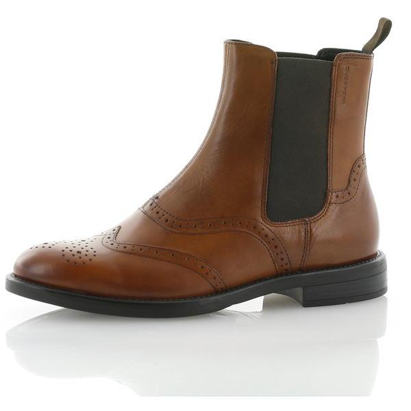 Boots und Stiefeletten Braun
