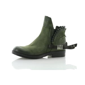 Boots und Stiefeletten Grün