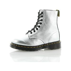 Boots und Stiefeletten Metallic