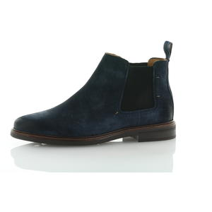 Boots und Stiefeletten Blau