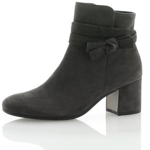 Boots und Stiefeletten Grau