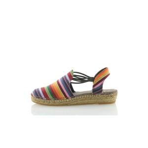 Slipper und Espadrilles Multicolor