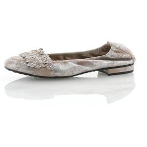 Ballerinas Metallic