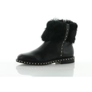 Boots und Stiefeletten Schwarz