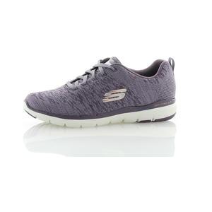 Sneaker Violett