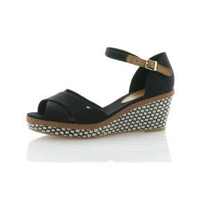 Sandalen und Sandaletten Schwarz