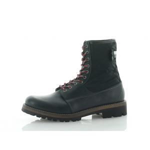 Tommy Hilfiger Boots & Stiefeletten Schwarz - Gr. 43