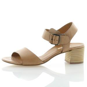Sandalen und Sandaletten Braun