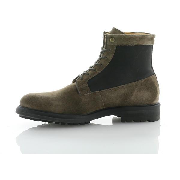 Boots und Stiefeletten Beige