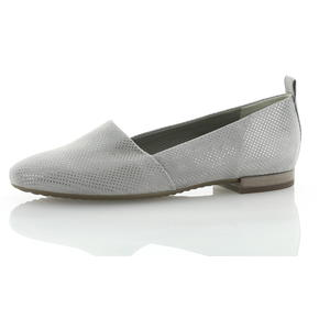 Slipper Grau