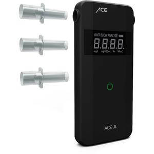 Alkoholtester ACE A mit elektrochemischem Sensor und LCD Display