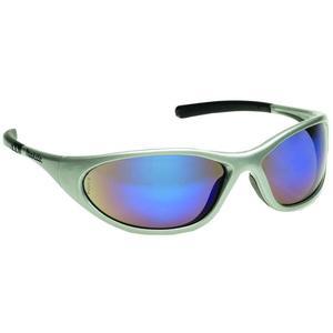 Schutzbrille Silber,Blau #P-66385
